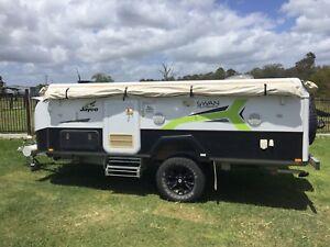 2015 jayco swan outback
