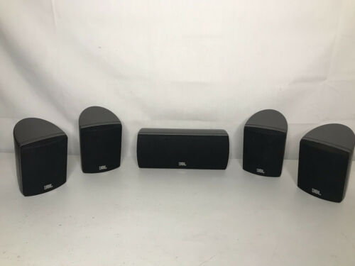 JBL 135sat 4 135sisat Speakers And 1 135Sicen SURROUND SOUND Wall Mount - $54.95