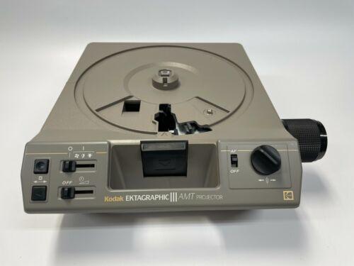 Kodak EKTAGraphic III AMT Professional Slide Projector 100-150mm Wiko - TESTED