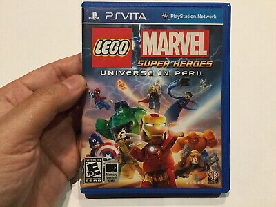 lego marvel super heroes ps vita game