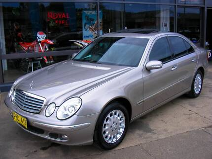 2005 Mercedes-Benz E280 Sedan West Tamworth Tamworth City Preview