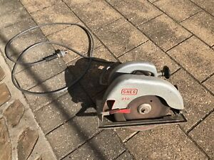 Wanted: SHER 850 Timbermaster Hand-held electric saw