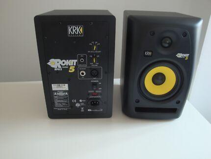 KRK Rokit 5  G2 studio monitors Wollongong 2500 Wollongong Area Preview