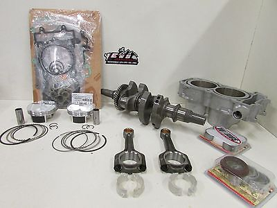 POLARIS RZR 900 XP BIG BORE ENGINE KIT CRANKSHAFT, CYLINDER, PISTONS 975CC 13-14
