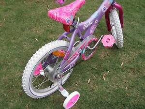"Girls 16"" bike, Barbie. Rockingham Rockingham Area Preview"
