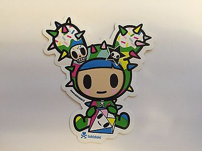 tokidoki sticker - Dusty Color