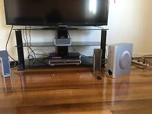 Glass Plasma / LCD Tv cabinet/ Tv stand/entertainment unit Dandenong North Greater Dandenong Preview