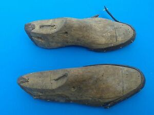 Poland vintage Wooden (Shoetrees-hooves) to boots from the interwar period. - <span itemprop='availableAtOrFrom'>Skierbieszów, Polska</span> - Poland vintage Wooden (Shoetrees-hooves) to boots from the interwar period. - Skierbieszów, Polska