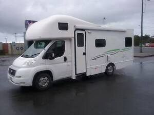 Fiat 4 Berth Motorhome (173WUE) Cairns North Cairns City Preview