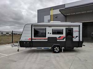 2018 17FT JUST CARAVANS - HOLIDAY MAKER Epping Whittlesea Area Preview