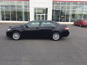 2011 Toyota Camry XLE V6 AUTO;AIR;ALLOYS; P/SEAT; P/ROOF; BLU...