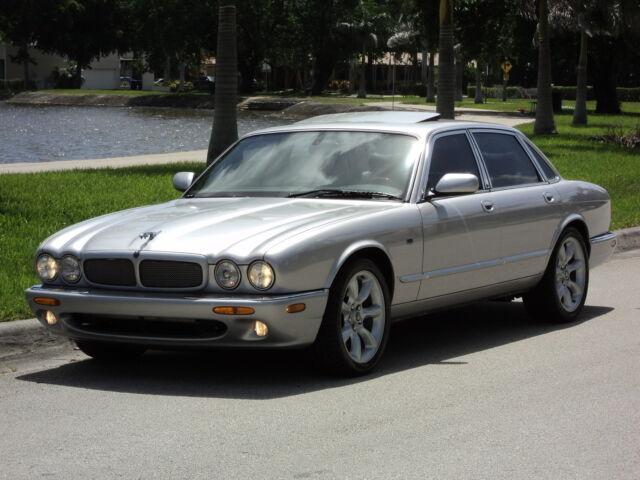 2002 Jaguar XJR  For Sale