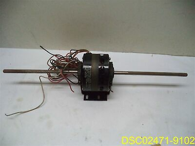 Universal Electric Double Shaft Motor Da3e681k 1050 Rpm 3.2a 115v 5060hz