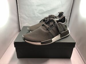 Adidas NMD R1 (black) - men's size 10