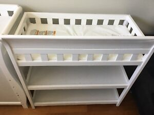 New changing table