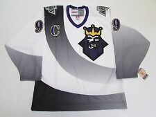 WAYNE GRETZKY LOS ANGELES KINGS BURGER KING VINTAGE CCM HOCKEY JERSEY
