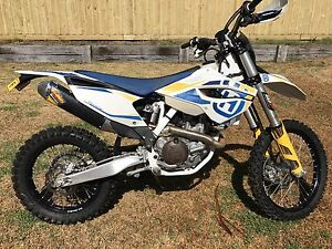 Husqvarna Fe450 2014 Whittlesea Whittlesea Area Preview
