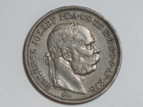 1907 KB Hungary 5 Korona
