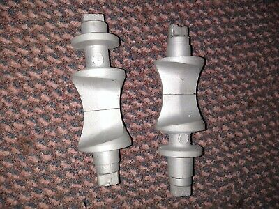 <em>YAMAHA</em> RD 350 YPVS F2 N2 PAIR OF POWER VALVES MAY FIT F1 N1