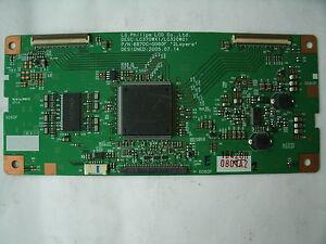 LG Philips LC370WX1LC320W01 6870C-0060F TCON Board