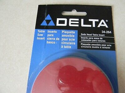 Delta Right Tilt Unisaw Dado Table Insert Us Saws Only 3-11