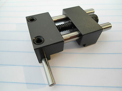 Apm Milling Vise Work Stop Part Locator Jaw 12 To 1-12 Cnc Machine Tool Usa