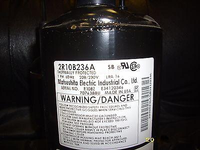 Matsushita Kältekompressor Verdichter 2R10B236A