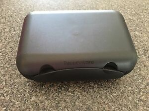 Tupperware Lunch Box - Black Dingley Village Kingston Area Preview