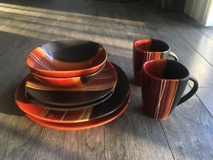 moving sale dishes