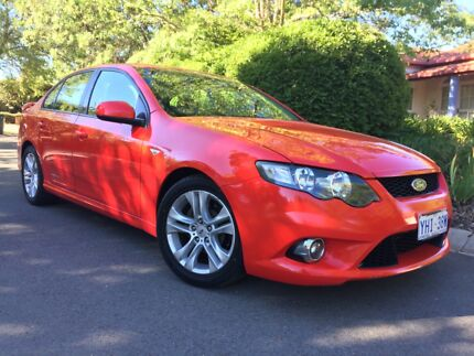 FORD FG XR6 ... 2009 ... 137199 kms Fyshwick South Canberra Preview