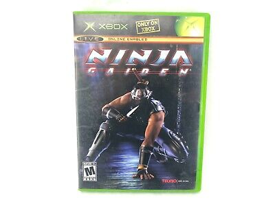 Ninja Gaiden Game for XBox for sale  Shipping to Nigeria
