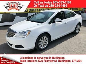 2013 Buick Verano Automatic, Power Group, 92, 000km