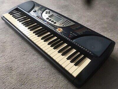 Yamaha PSR270 Keyboard Teclado. Se habla Español segunda mano  Embacar hacia Mexico