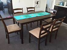 7 piece dining set - good condition Zetland Inner Sydney Preview
