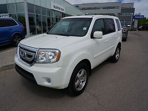 2011 Honda Pilot EXL with only 61868km!