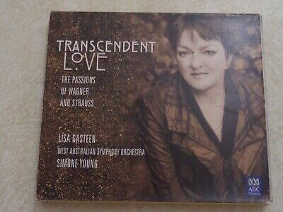 Lisa Gasteen Simone Young 'Transcendental Love' CD Passions of Wagner & Strauss (Lisa Simone)