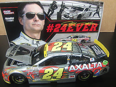 Jeff Gordon 2015 Axalta Homestead Final Raced Version 1 24 Nascar