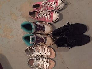 Girls shoes size 2-3