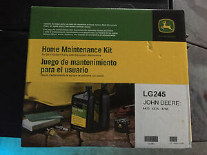 John deer tractor service kit LG245 new