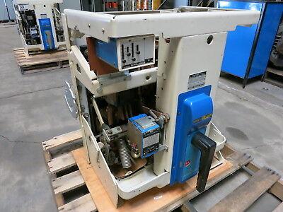 General Electric AK-T-3A-50 2000A LS Power Circuit Breaker PS-1 GE 2000 Amp AKT