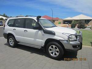 2004 Toyota LandCruiser Wagon Bunbury Bunbury Area Preview