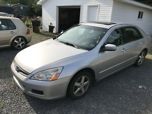 2007 Accord EX-L with Nav - 2.4L Auto