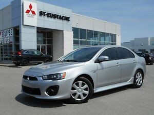 2016 Mitsubishi Lancer ES **AUTOMATIQUE**BLUEOOTH**A/C**
