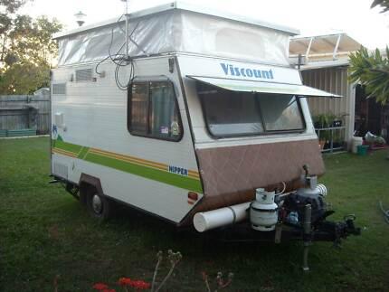 1989 Viscount Nipper Pop Top $10000 Bundaberg Central Bundaberg City Preview