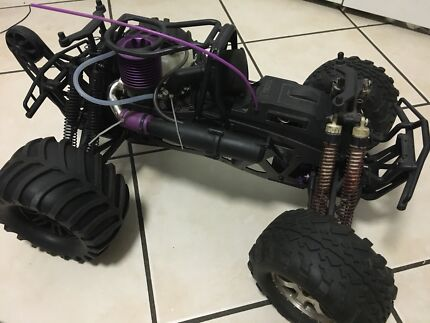 HPI SAVAGE RC MONSTER TRUCK