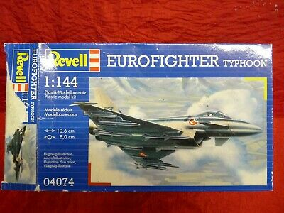 Revell 1:144 Scale 4074 Eurofighter Typhoon Sealed in Bag No2