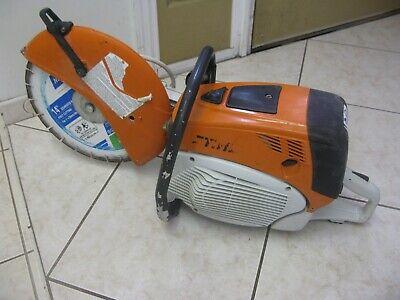 Stihl Ts 700 14 Concrete Cut Off Saw Blade Water Kit