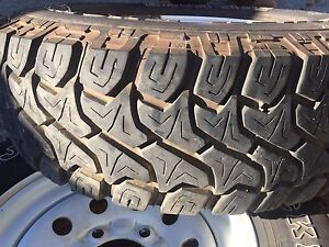 Land Cruiser Tyres and Rims 265/75 R16 Wundowie Northam Area Preview