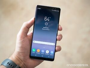 Note 8 Brand New Blue Telus (Can be unlock)