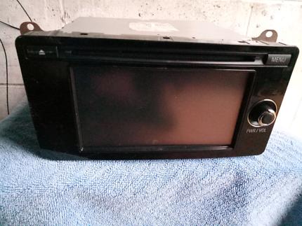 Mitsubishi ASX stereo Bluetooth